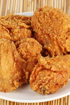Triple Dipped Fried Chicken Recipe