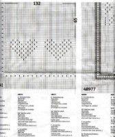 Gallery.ru / Фото #42 - Rico 59, 60, 61 - Fleur55555 Cutting Board, Words, Hardanger Embroidery, Cutting Tables, Cutting Boards, Horse
