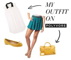 """Teal Inspiration"" by bernzz on Polyvore"