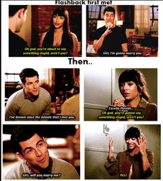 Best moment in New Girl history!!!