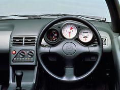 Honda Beat (1991).