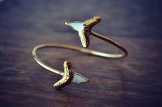 Lux Divine Double Shark Tooth Wrap Gemstone Bracelet /// Gold from Lux Divine. Bling Bling, Jewelry Box, Jewelry Accessories, Fashion Accessories, Jewlery, Shark Accessories, Jewelry Ideas, Boho Stil, Diamond Are A Girls Best Friend