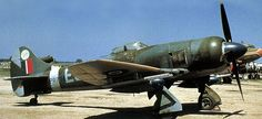 """british-eevee: """"Hawker Tempest II at rest at an airfield (Post War) """" Aircraft Parts, Ww2 Aircraft, Military Jets, Military Aircraft, Hawker Tempest, Hawker Typhoon, Hawker Hurricane, Ww2 Planes, Royal Air Force"""