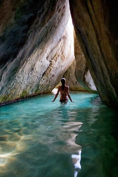 The Baths Virgin Gorda British Virgin Islands by Michael Sweet | A1 Pictures