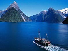Milford Sound, New Zealand 🇳🇿