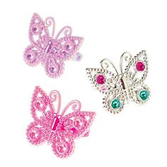 Us Toy Butterfly Rings ** Click on the image for additional details.