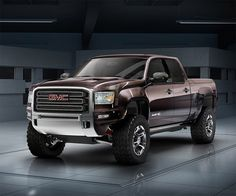 GMC Sierra All Terrain HD - usually more of a Ford truck guy but I love this one...