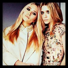 Congratulations to Ashley Olsen and Mary-Kate Olsen for their 2012 CFDA Womenswear Designer of the Year nomination!
