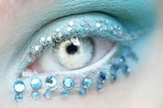 ice queen eyes