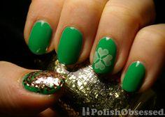 Polish Obsessed: Luck of the Irish!