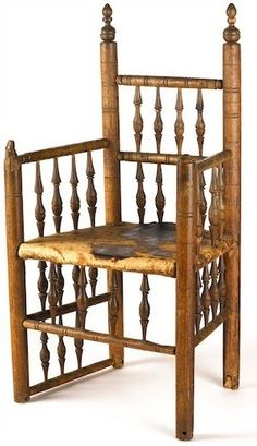 10 Pieces Of Early American Furniture You Should Knowthe Brewster Chair