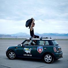 Viva la MINI!! #roadtrips #MTTS2014 #inspire