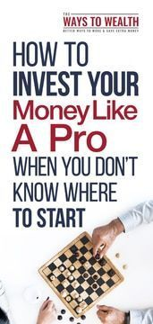 Passive income Discover how to start investing like a pro, even if you don't know the first thing about investing. This beginners guide to investing h. Stock Market Investing, Investing In Stocks, Investing Money, Stocks To Invest In, Stocks For Beginners, Stock Market For Beginners, Investment Tips, Retirement Investment, Retirement Planning