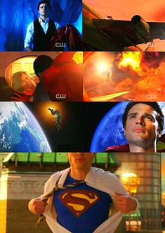 Lois E Clark, Clark Kent, Dc Comics Characters, Dc Comics Art, Smallville Quotes, Evil Superman, Tom Welling Smallville, Best Tv Series Ever, Batman Wonder Woman