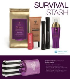 Younique fall collection: Survival Stash #younique #needthisinmylife #makeupaddict #BeautybyHeatherRae