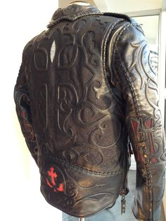 Logan Riese Leather Some of the worlds best leather jackets