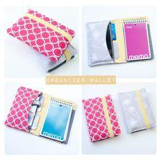 organizer wallet tutorial