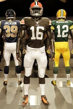88635904786 Browns  new Nike uniforms look like old ones