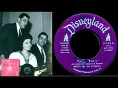 ▶ Annette (and The Afterbeats) - Tall Paul - YouTube