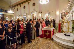 Casamiento en iglesia ortodoxa