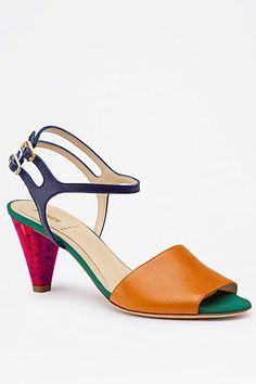 Fendi - Women's Shoes - 2011 Spring-Summer
