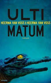 De Thriller: dé site voor recensies, achtergronden en meer: Daan & Thomas Heerma van Voss - Ultimatum ****