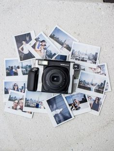 The Fujifilm Instax Wide 300 prints off beautiful instant photos