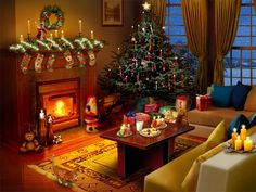 It is the evening or day before Christmas Day. It is widely celebrated as annual holiday all over the world. It occurs on December 24 in the secular world.