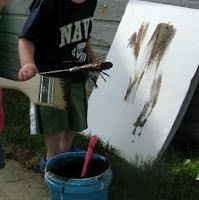 """30 Dirty Activities for kids...good ones for folks without a """"dirt patch,"""" too!"""