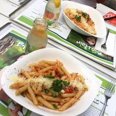 Vapiano pasta (own photo)
