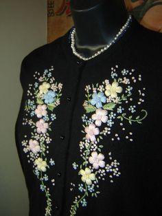 50's sweater