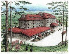 Grove Park Inn Grove Park Inn Asheville, Ashville Nc, Northern Girls, Asheville North Carolina, Nc Mountains, Biltmore Estate, Blue Ridge, Beautiful Places, Places To Visit