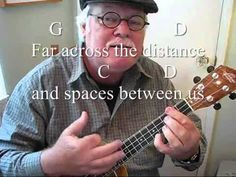 "MY HEART WILL GO ON for the UKULELE : UKULELE LESSON / TUTORIAL by ""UKULELE MIKE"""