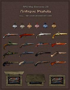 RPG Map Elements 29 by Neyjour.deviantart.com on @DeviantArt