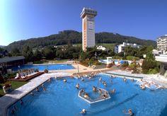 zurzach thermalbad... Switzerland