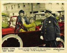 Josephine Crowell, Edgar Dearing, and Harold Lloyd in Hot Water (1924)