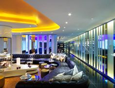 W Hotel Bar, Chinese New Year - London