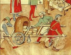 Eulalia Hath A Blogge: Five Fun Facts about Medieval Fast Food