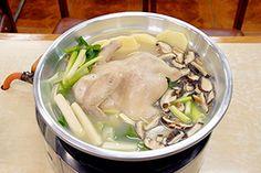 원조 원할매 소문난 닭한마리 Seoul, Korea