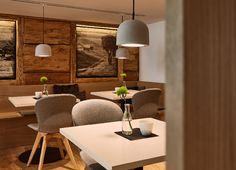 Hotel Sonnenburg x BoConcept Furniture Design Hotel, Boconcept, Contemporary Furniture, Ceiling Lights, Lighting, Hotels, Home Decor, Travel, Homes