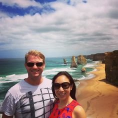 What a great way to end our Christmas holidays! Quick stop at the #twelveapostles before heading back to Sydney. #greatoceanroad #naturalbeauty #ididntcounttwelve by jenbertoli