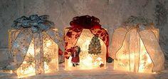 Sweet Shop Stacey - Cakery verdadeiramente personalizada, LLC: Decorações de vidro iluminado bloco disponível agora!