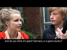"""Easy German Episode 20 - What is typical German to you?  Germans offer their perspective on national identity, patriotism, and """"being German"""".  Very different from Americans!"""