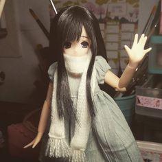 Miu est vraiment un modèle que j'adore ♡ #azone #miu #pureneemo