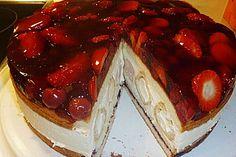 Windbeutel-Torte (Rezept mit Bild) von ClaudiaL | Chefkoch.de