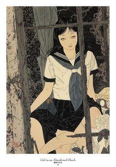 Gothic Masterpieces by Takato Yamamoto 12