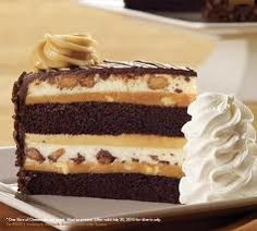 Cheesecake Factory Reese's Peanut Butter Cheesecake - This is THE best.