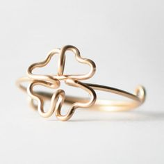 A Happy Ring, marvelous idea!   Simply Happy Ring Gold now featured on Fab.