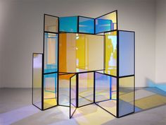 camilla richter: and a and be and not folding screen