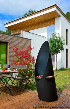Şık Bahçe Barbekü Tasarım yeni dizayn şekline artı olarak eklenen fonksiyonel özellikleri geneleksel barbekülerin dışına çıkılarank farklı teknoloji kullanılmış barbekü modeli ile mangal keyfiniz apyrı bir zevke dönüşebilir. Bahçelerde ve açık teras, balkon ve piknik alanlarına kolayca taşınabilir portatif yapıda gayet hoş bir görünme sahip bahçe barbeküsü